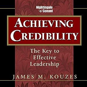Achieving Credibility Speech