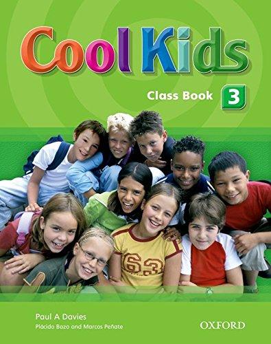 Cook Kids 3: Class Book (Cool Kids)