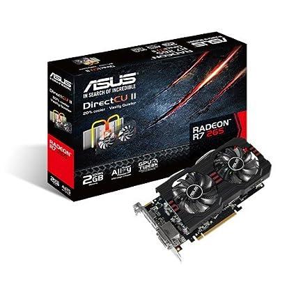 Asus R9280-DC2T-3GD5 Carte Graphique AMD 3 Go GDDR5