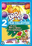 The Lorax/How The Grinch Stole Christmas Double Pack [DVD] [2012]
