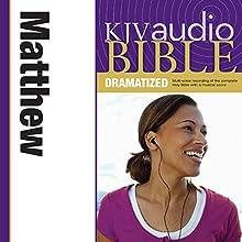KJV Audio Bible: Matthew (Dramatized) | Livre audio Auteur(s) :  Zondervan Bibles