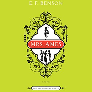 Mrs. Ames Audiobook