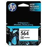 HP 564 Photo Inkjet Cartridge, 130