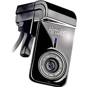 Hercules Dualpix HD for Notebooks Webcam