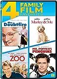 Mrs Doubtfire / Marley & Me / We Bought a Zoo [DVD] [Region 1] [US Import] [NTSC]