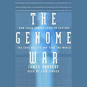The Genome War Audiobook