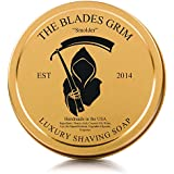 "The Blades Grim Gold Luxury Shaving Soap - ""Smolder"""