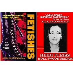 Fetishes / Heidi Fleiss - 2 DVD Collection (Amazon.com Exclusive)