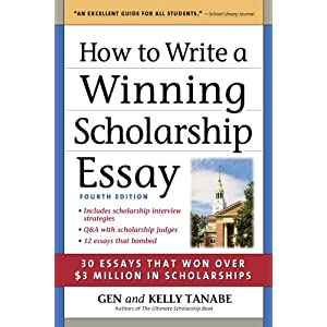 Writing Scholarship Essays