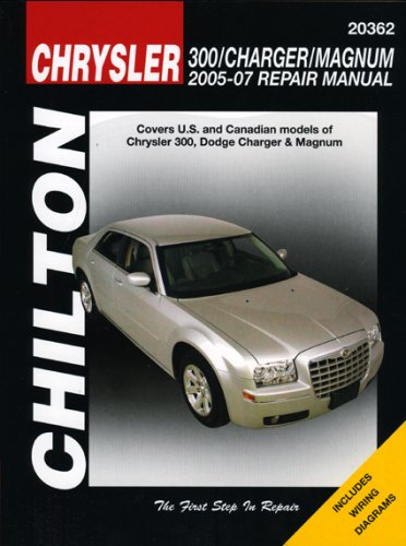 chiltons-chrysler-300-charger-magnum-2005-07-repair-manual-covers-us-and-canadian-modelsof-chrysler-