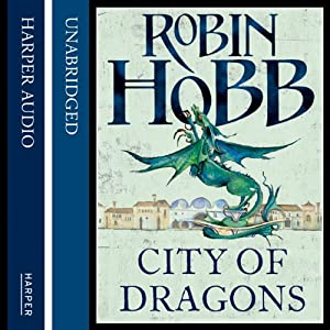 City of Dragons Hörbuch