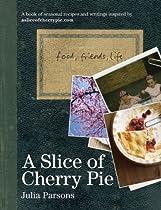 A Slice of Cherry Pie cookbook cover
