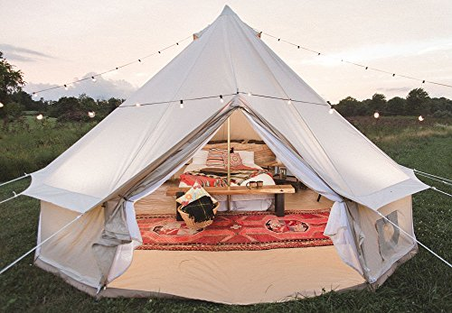 $569.00 ... & Dream House Diameter 5m Big 4 Season Canvas Cabin Waterproofing ...