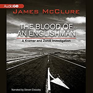 The Blood of an Englishman Audiobook