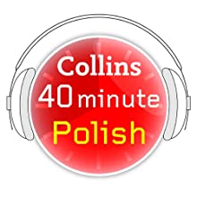 Polish in 40 Minutes: Learn to speak Polish in minutes with Collins  by Collins Narrated by uncredited