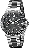 TAG Heuer Men's WAU111C.BA0869 Analog Display Quartz Silver Watch