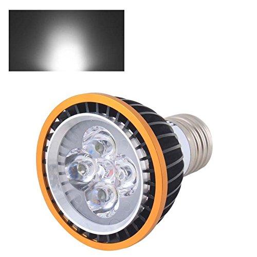 Fashion Useful E27 12W 4Led High Power Energy Saving Bulb Lamp Cool White 6500K-7000K