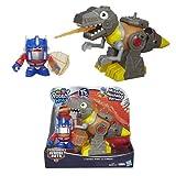 Transformers Mr. Potato Head Mash-Up Optimus Prime Grimlock