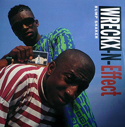 Wreckx-N-Effect - Rump Shaker [vinyl] - Zortam Music