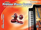 Premier Piano Course Technique, Book 1A (Premier Piano Course)