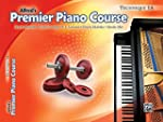 Premier Piano Course Technique, Bk 1A