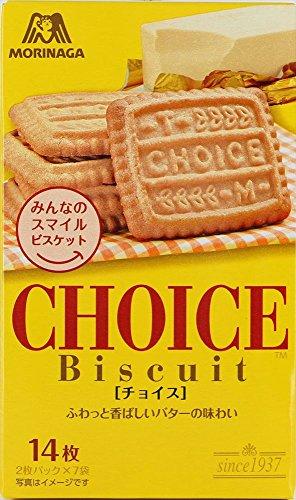森永製菓 チョイス14枚×5箱