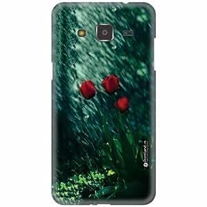 Printland Designer Back Cover for Samsung Galaxy j2 - Keep Calm Case Cover