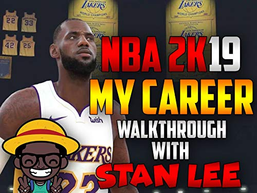 NBA 2K19 My Career Walkthrough With Stan Lee - Season 1