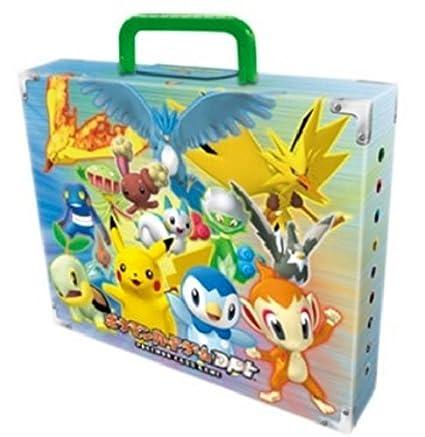 Pokemon Trading Card Game DPt Gift Box Pocmon series 4rth Generation toy kids