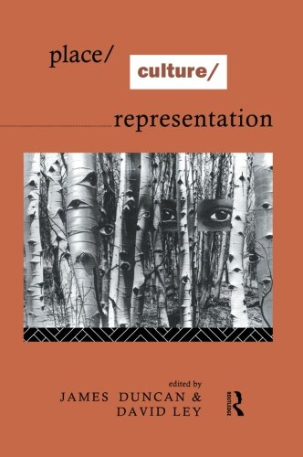 Place/Culture/RepresentationFrom Routledge