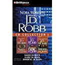 J. D. Robb CD Collection 1: Naked in Death, Glory in Death, Immortal in Death (In Death Series)