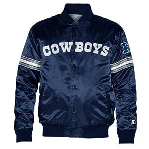 Dallas Cowboys Starter Satin Jacket by Starter