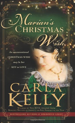 Cover of Marian's Christmas Wish by Carla Kelly