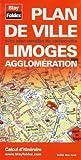 echange, troc Blay-Foldex - Plan de Limoges et de son agglomération