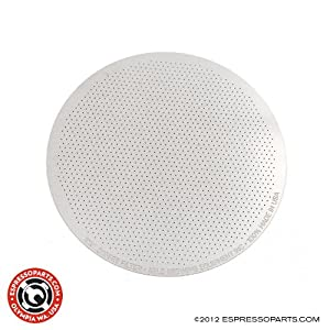 Stainless Steel Coffee Filter Disk for use in AeroPress Coffee Maker