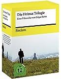 Die Heimat Trilogie, 18 DVDs