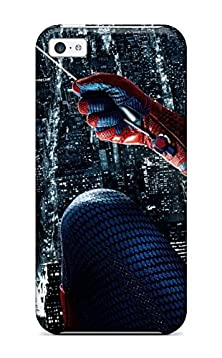 buy Fashionable Ekrupwn5862Fcbtj Iphone 5C Case Cover For The Amazing Spider-Man 79 Protective Case