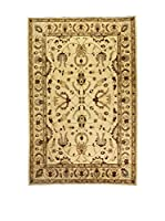 L'Eden del Tappeto Alfombra Agra Beige 207 x 322 cm