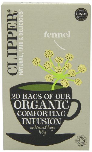 clipper-organic-fennel-infusion-20-teabags-pack-of-6-total-120-teabags