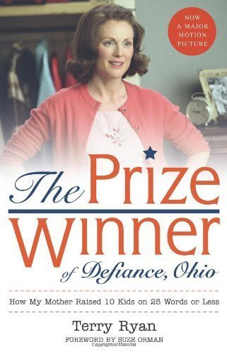 the prize winner of defiance ohio Written by terry ryan, narrated by carrington macduffie download the app and start listening to the prize winner of defiance, ohio today - free with a 30 day trial.
