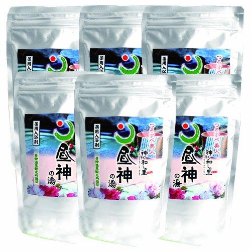 昼神の湯 詰替え用特別セット 詰替え用6袋