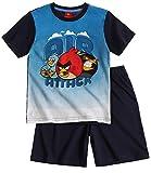 Angry Birds Chicos Pijama mangas cortas - Azul marino - 116