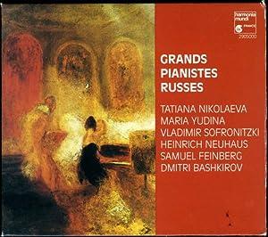 Grands Pianistes Russes