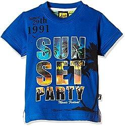 Seals Boys' Shirt (AM8135_1_BLUE_8)