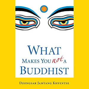 What Makes You Not a Buddhist Audiobook
