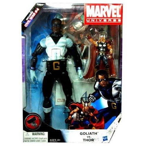 """GOLIATH VS. THOR – GOLIATH 12 """" ca 30 cm -Figur / Thor ca. 12 cm – MARVEL UNIVERSE online bestellen"""