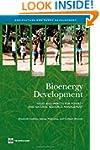 Bioenergy Development: Issues and Imp...
