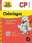 Coloriages pour apprendre les lettres...