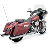 Klock Werks Super Saver 4 Slip-On Mufflers Back Chrome FL