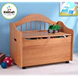 KidKraft Limited Edition Toy Box - Honey 14141